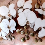 Triptic cu flori, Bissnger