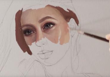 Portrete comenzi. Atelier de pictori profesionisti, tablou pictat manual in ulei pe panza