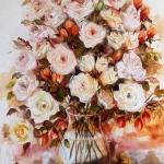 trandafiri, ulei in cutit Bissinger