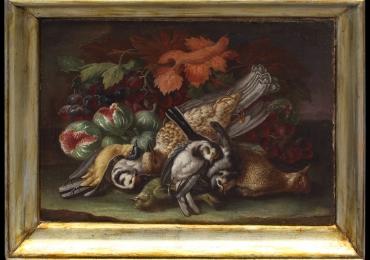 Alessandro Gori, Still life with birds, Tablouri cu flori Realizate la Comanda, Reproduceri