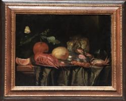 Antico dipinto del 1600, Tablouri cu flori Realizate la Comanda, Reproduceri Picturi Cele