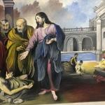 Reproducere pictura Michelangelo