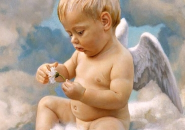 Cele mai frumoase tablouri copii. Portrete pictate manual, portret la comanda.
