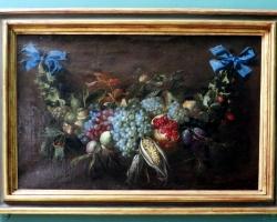 Guirlande de fruits, Alexander Coosemans, Tablouri cu flori Realizate la Comanda, Reproduceri