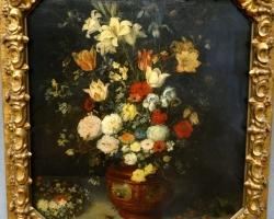 Jan Brueghel the Elder, Bouquet of flowers, Tablouri cu flori Realizate la Comanda, Reproducer