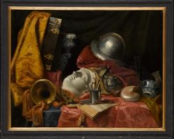 Jean Baptiste Simeon  Still Life, Tablou natura moarta, tablou natura statica