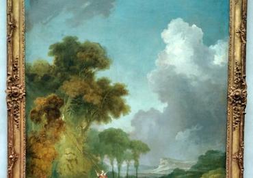Jean Fragonard The Swing 1775tablou peisaj de vara, Tablouri Pictori Celebri, Reproduceri Picturi Celebre