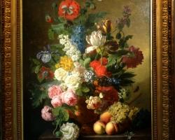 Jean-Francois van Dael Flowerpiece, Tablouri cu flori Realizate la Comanda, Reproduceri Pictur