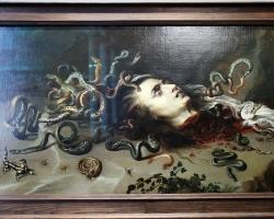 Peter Paul Rubens, Tablouri cu flori Realizate la Comanda, Reproduceri Picturi Celebre cu capul