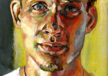 Portret abstract, portret modern, Portret de barbat, portret de sot, portret de adolescent, portret de tata