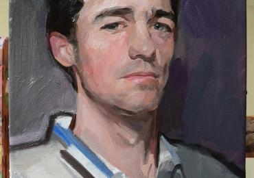 Portret comanda dupa poza, pictura cu barbat, portret de sot, portret de adolescent, portret de tata, portret de iubit, portret de prieten