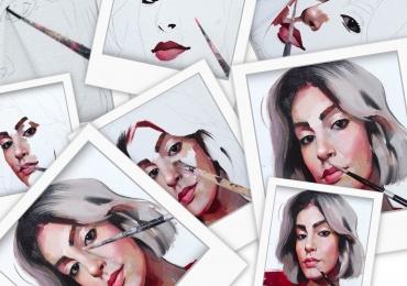 Portret corporate. Magazin tablouri. Picturi personalizate. Portrete la comanda,