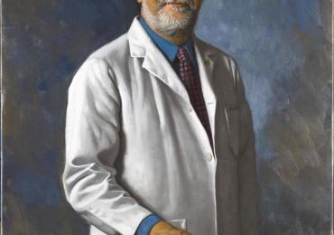 Portret de barbat, portret de sot, portret de adolescent, portret de tata, portret de iubit, portret de prietenIdei de cadouri pentru doctori, portrete la comanda, Tablou pictat dupa poza