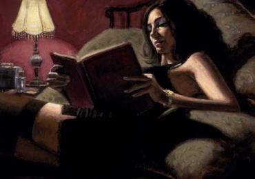 Portret de femeie la comanda, pictat manual