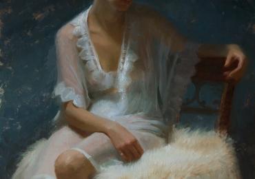 Portret de femeie. Portrete figurative. Portret personalizat la comanda