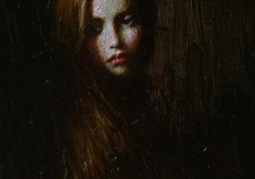 Portret de femeie. Portrete figurative. Portret la comanda. Portretul ficei.