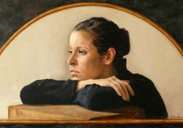Portret de femeie. Portrete la comanda, idei pentru cadoul perfect.