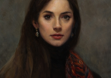 Portret de logodnica, portrete cu femei, portrete la comanda