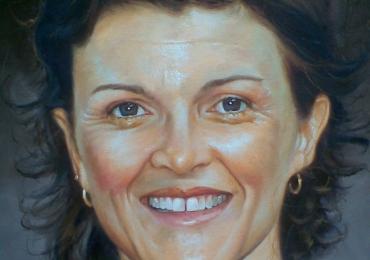 Portret de mama, portret de femeie, portrete cu femei, portret la comanda
