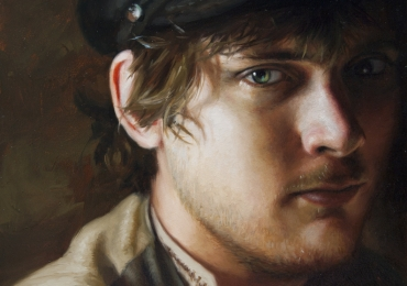 Portret dimensiune mare pentru living, portret de dimensiuni foarte mari, portrete fizionomice