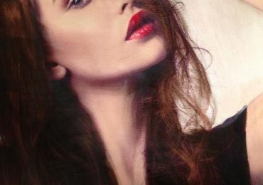 Portret la comanda, Portret de femeie tanara. Portret la comanda