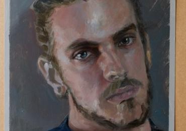 Portret pentru iubit, Cadouri practice, portrete la comanda, Tablouri pictate cu rama sau fara rama