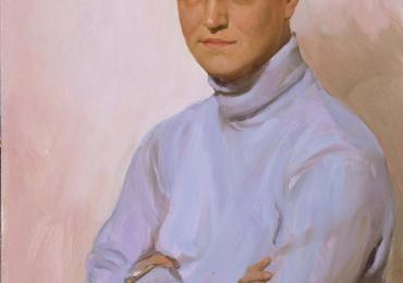 Portret pictat la comanda, Tablouri pictate in ulei,  Execut portrete la comanda, portret de corporatist