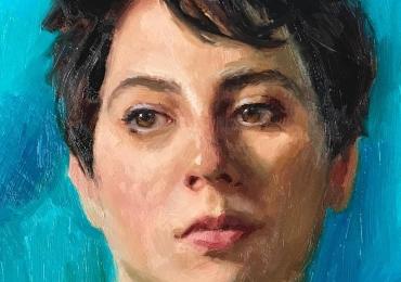 Portret realist dupa fotografie, Tablouri pictate manual, Portret pictat dimensiune mare pentru living, portret de dimensiuni foarte mari, portrete fizionomice