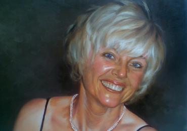 Portret. Portrete pe panza, in ulei, Tablouri pictate manual, Cadouri femei, portrete la comanda, Tablouri pictate cu rama