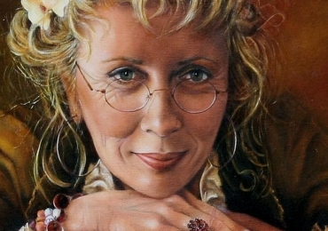Portret. Portrete pe panza, in ulei, Tablouri pictate manual, Cadouri femei, portrete la comanda, Tablouri pictate cu rama sau fara rama