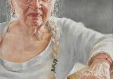Portrete cu femei, Portret cu bunici, portret cu batrani, portret cu parinti