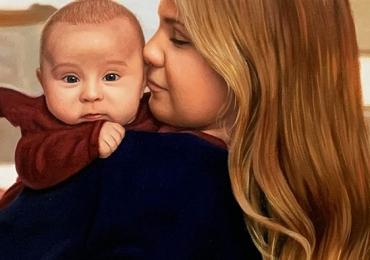 Portrete cu parinti, portret parinti si copii, portret cu mama si copilul, portret tata si fiica, portret tati cu copii