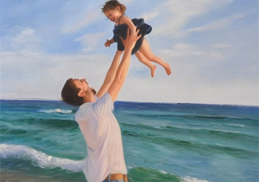 Portrete cu parinti, portret parinti si copii, portret cu mama si copilul, portret tata si fiica, portret tati cu copii, portret la malul marii