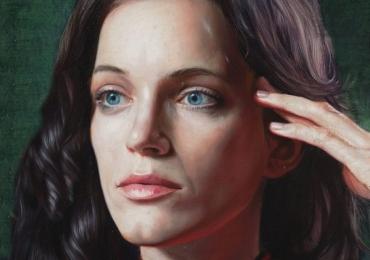 Portrete de femeie la comanda, pret manopera pictura in ulei pe panza