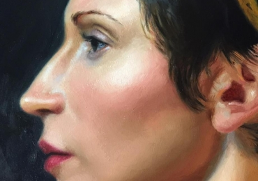 Portrete dupa fotografie, Tablouri pictate manual, Portret dimensiune mare pentru living, portret de dimensiuni foarte mari, portrete fizionomice