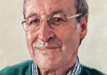 Portrete la comanda, picturi dupa poze, Tablouri pictate personalizate, idei de cadouri pentru pensionarea unui coleg