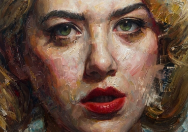 Portrete  pictate manual, Portret dimensiune mare pentru living, portret de dimensiuni foarte mari, portrete fizionomice