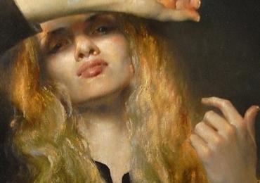 Portrete pictate manual dupa poza, portret personalizat. Portret de femeie, pret