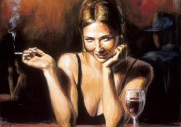 Portrete pictate manual dupa poza, portrete realizate de pictor portretist