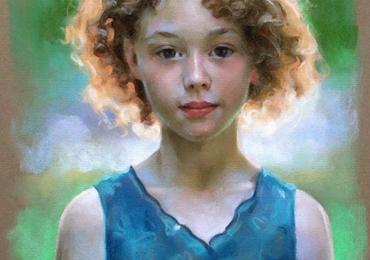 Portrete pictate manual, portret la comanda, portretul ficei, idei de cadou pentru ziua ficei