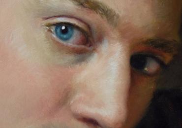 Portrete realiste pictate dupa fotografie, Tablouri pictate manual, Portret dimensiune mare pentru living, portret de dimensiuni foarte mari, portrete cu chipuri maculine