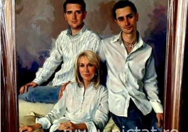 Portrete si rame de tablouri la comanda, Tablouri pictate personalizate