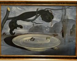 Salvador Dalí, The Enigma of Hitler, Tablouri cu  natura moarta Realizate la Comanda, Reprodu