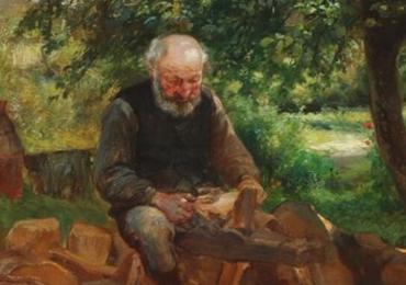 Tablou cu portret de barbat, portret de sot, portret de adolescent, portret de tata, portret de iubit, portret de prieten