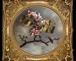 Tablou cu ramuri de flori, tablou cu buchet de flori, tablouri cu aranjamente florale, picturi florale