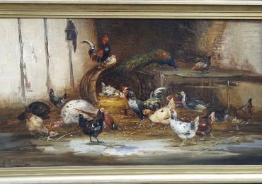 Tablou cu tablou cu animale domestice, tablou cu animale salbatice, tablouri cu anim