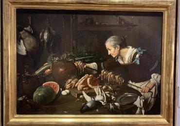 Tablou muzeal, tablou natura moarta, tablou natura statica