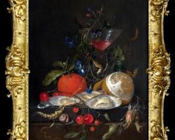 Tablou pictat natura moarta, idei de cadouri pentru ocazii deosebite, tablou natura statica