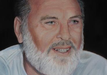 Tablou portret la comanda 1 personaj, Tablouri pictate in ulei, tablouri si portrete