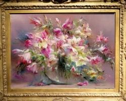 Tablouri cu aranjamente florale, tablouri cu flori de camp, picturi florale, tablouri cu natura moarta, tablouri cu ramuri de flori